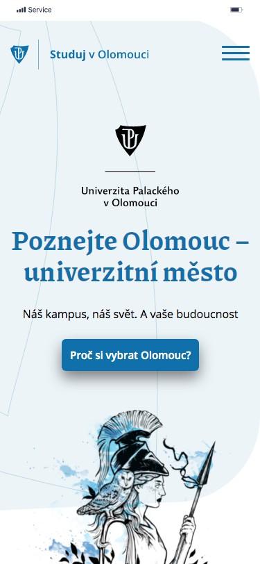 Studuj v Olomouci – Univerzitní město