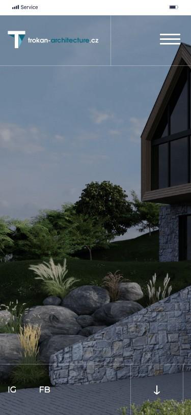 Trokan architecture